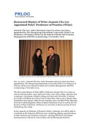 Renowned Master of Wine Jeannie Cho Lee ... - Asian Palate