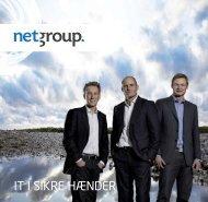 vores profilbrochure - Netgroup