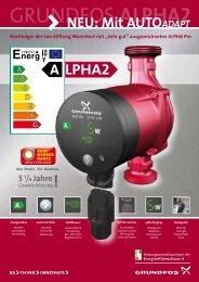 GRUNDFOS ALPHA2 - Frings GmbH