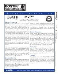 Moisture Vapor Protection - Lumber Liquidators