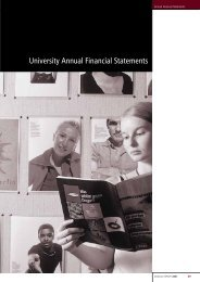 Financial Statements - University of Canterbury