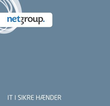 Netgroup profilbrochure