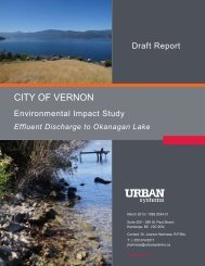 draft environmental impact study is complete and ... - City of Vernon