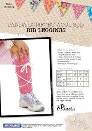 Ribbed Leggings - Spotlight Promotions