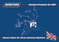 Unsere Ideen für Ihren nächsten Bomford Bomford ... - Bomford Turner