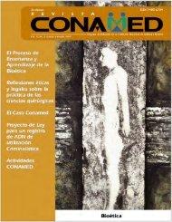 Revista CONAMED, Vol. 8, Núm. 2, abril- junio, 2003 - Comisión ...