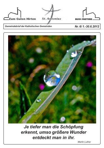 Info 4 2010 Fasching - Sankt-antonius-online.de