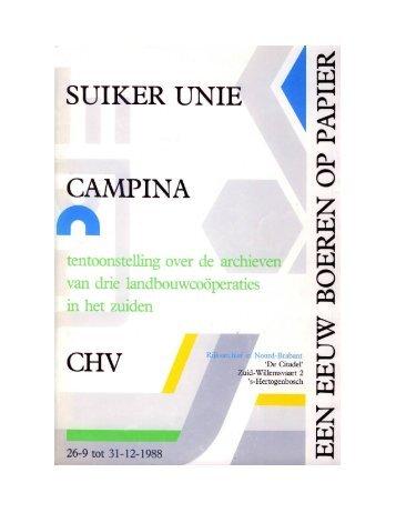 Een eeuw boeren op papier - Zuivelhistorie Nederland