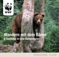 Wandern mit dem Bären - Schweizerischer Nationalpark