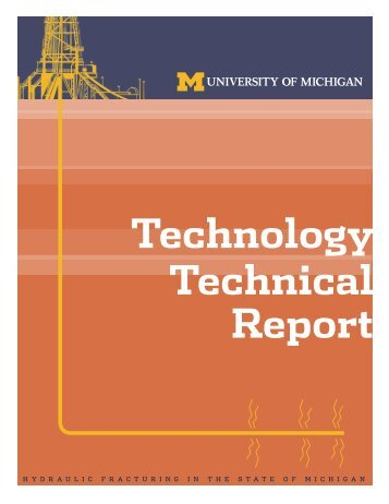 Technology Technical Report - Catskill Citizens for Safe Energy