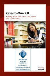 K-12: The One-to-One Initiative & the BYOD Revolution - Advanced ...