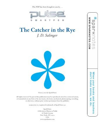 catcher and rye vocab The catcher in the rye by jd salinger, chapters 22-26 march 14, 2013 by  vocabularycom (ny) vocabularycom moderator in jd salinger's classic novel, .