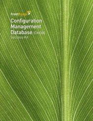 Configuration Management Database (CMDB) - Overti