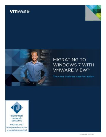 Migrating to Windows 7 with Desktop Virtualization - Advanced ...