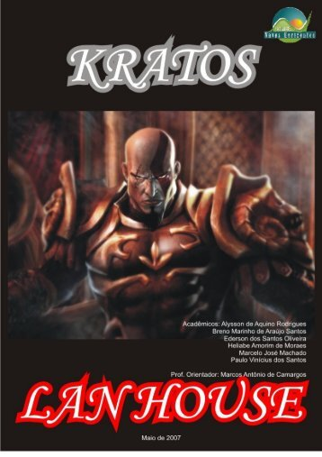 Kratos Lan House - Faculdade Novos Horizontes