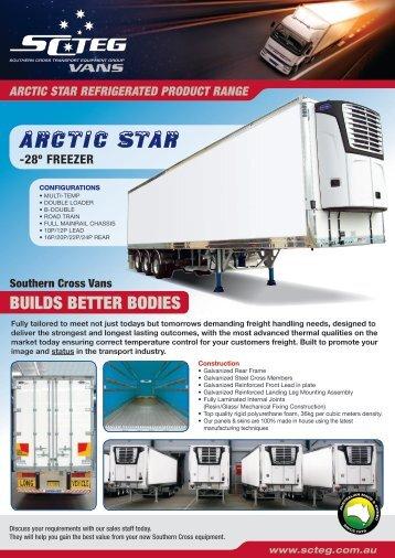 28 Double Loader Freezer - Southern Cross Transport Equipment ...