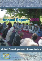 2005 Annual Report - JDA International