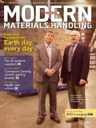 Modern Materials Handling - April 2012