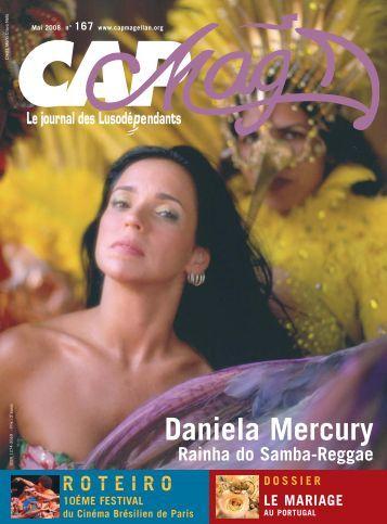 Daniela Mercury - Cap Magellan