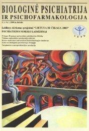 Žurnalas skirtas tarptautinio bendradarbiavimo projektui - Kauno ...