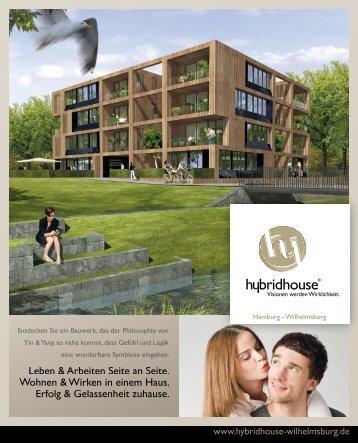Broschüre Hybridhouse