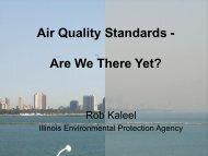 Air Quality Standards - ladco