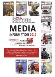 aquatic rescue - Technical Rescue Magazine