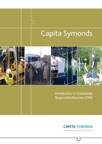 Contents - Capita Symonds