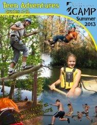 Teen Adventures - the Kalamazoo Nature Center