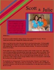 Julie Scott &