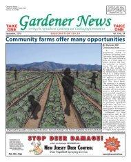 September - Gardener News