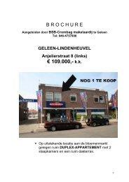 Dossier : 02 644 - BSB Crombag Makelaardij BV