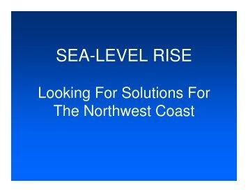 SEA-LEVEL RISE