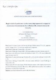 Decreto Prot. n. 2302/GIOCHI/ADI del 29 maggio 2013 - Aams