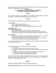 Na temelju članka 47. Statuta Grada Kastva (
