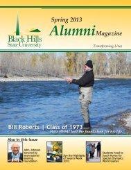 PDF format - Black Hills State University