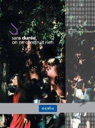 Rapport développement durable 2005 - Dexia.com