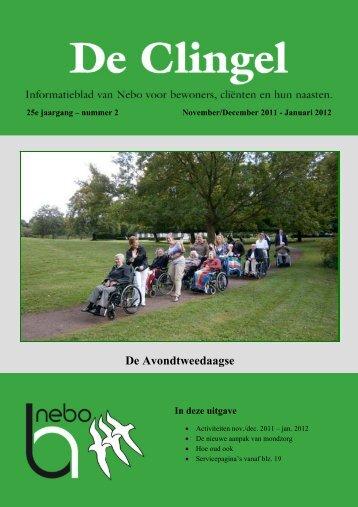 November/December 2011 - Januari 2012 - Bronovo Ziekenhuis