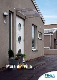 Mura din villa - Finja