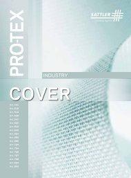 Produkt Flyer - Sattler AG