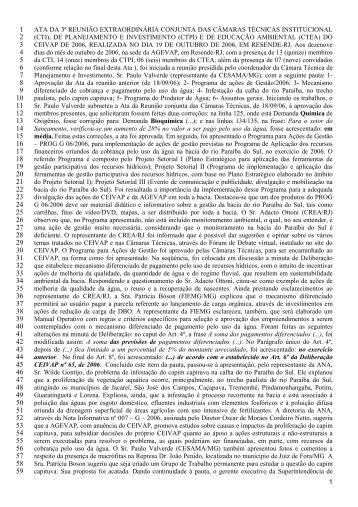 Ata Reuniao CTs - 19.10.06 - aprovada.pdf - ceivap