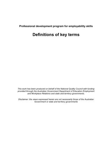 employability and professional development Running head: employability and professional development employability and professional development name of student name of instructor dated: 1 running head: employability and professional development table of contents s no topic page no employability and professional development task 1 1- introduction 3 2- personal and professional.