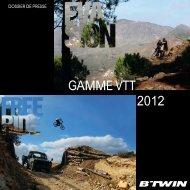 GAMME VTT 2012 - Espace presse - b'Twin