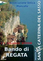 BANDOREGATA AVM2009 - Comet285.it
