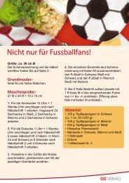 Nicht nur für Fussballfans! - OZ Verlag