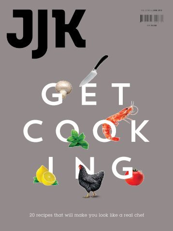 20 recipes that will make you look like a real chef - Jakarta Java Kini