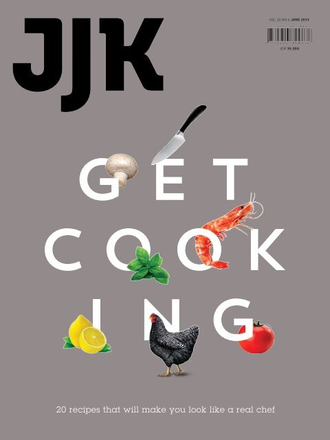 buy online wholesale outlet shop best sellers 20 recipes that will make you look like a real chef - Jakarta Java ...