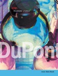 DuPont 2000 Data Book