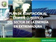 Planes de Adaptación ENERGÍA. - Altercexa