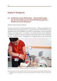 Bericht zur Durchführung von MTK - BrISaNT